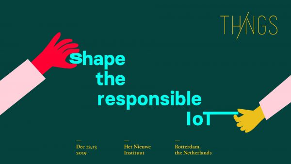 Op 13 december presenteren we op ThingsCon hoe wij responsible IoT maken.