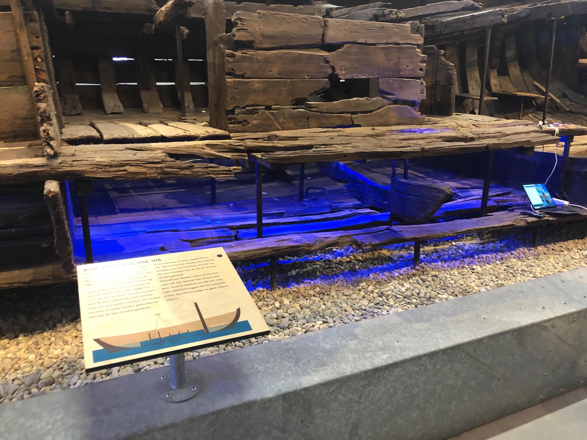 led verlichting museum