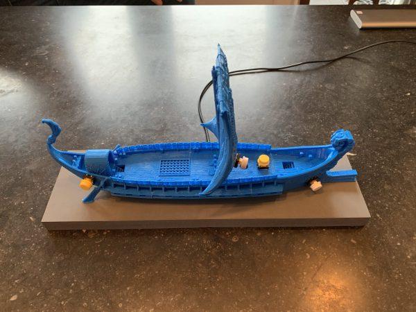 Nieuw prototype! Pratende, 3D geprinte collectie voor blinden en slechtzienden, i.s.m. Casper ten Brug (Zwerm).